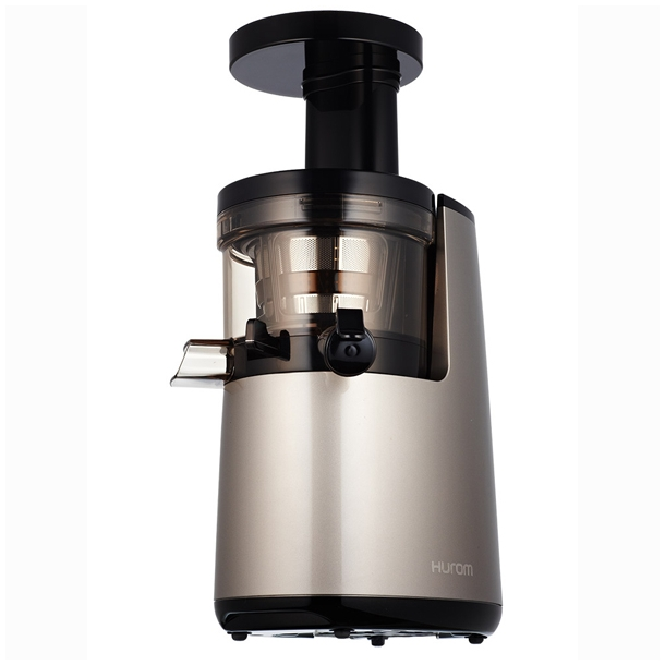 Hurom Slowjuicer Hu 700 Second Generation : Hurom HU-700 2nd generation slow juicer - Saftpressere - Contrastshop